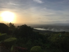 Camp David sits 2000 feet above the Cibao Valley, a region that is home to some of the factory and farms of Fuente and LFD.